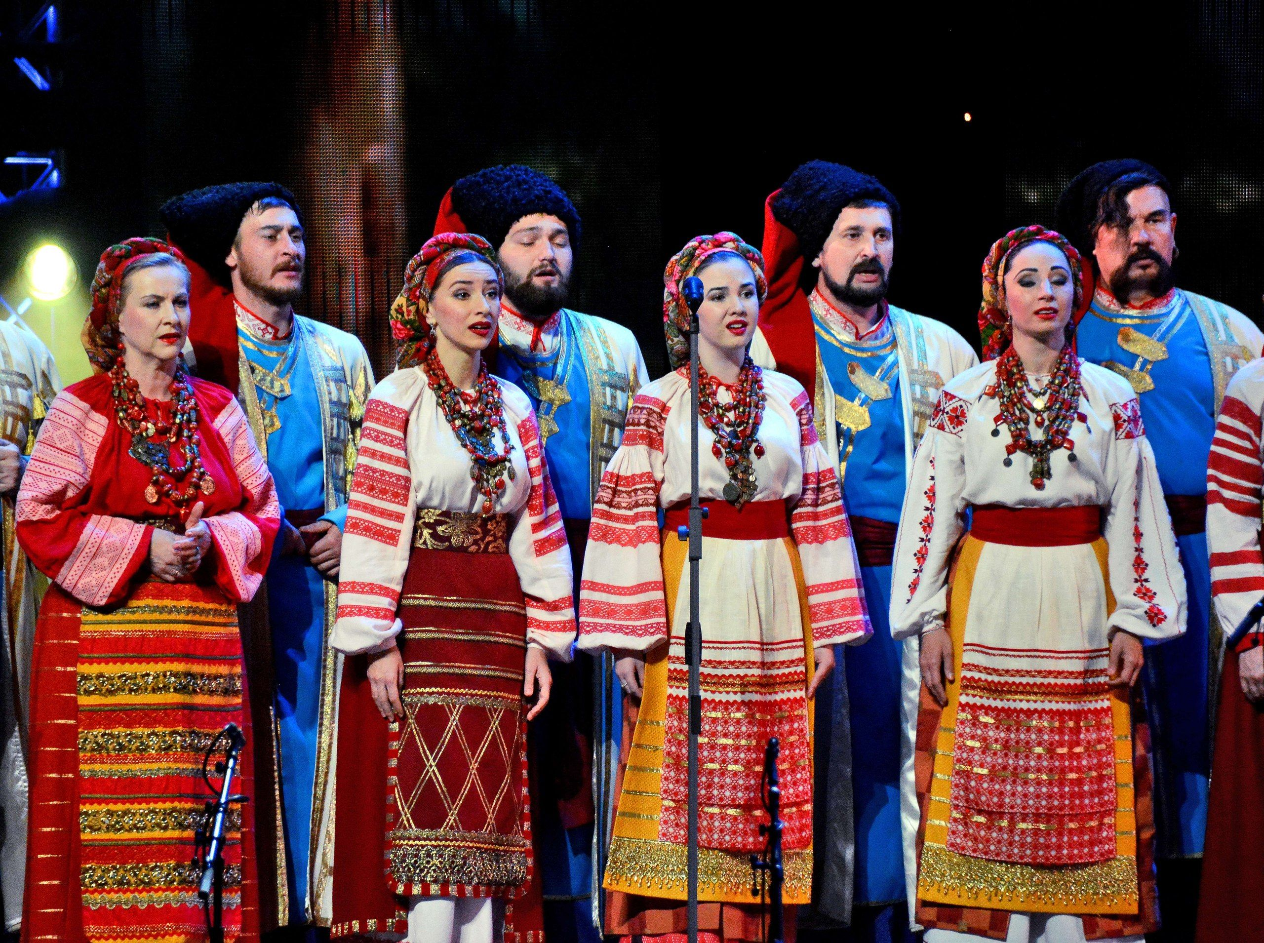 фото кубанский казачий хор сможешь гвоздь любой