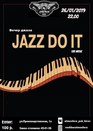 Jazz do it